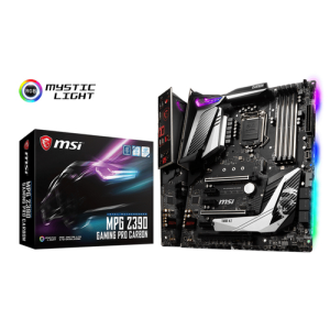 MSI MPG Z390 Gaming Pro Carbon - Placa Base ATX LGA1151
