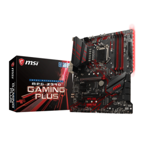 MSI MPG Z390 Gaming Plus - Placa Base ATX LGA1151