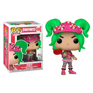 Figura Pop Fortnite S2: Zoey