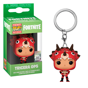 Llavero Pop Fortnite S2: Tricera Ops