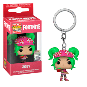 Llavero Pop Fortnite S2: Zoey