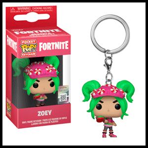 Llavero Pop Fortnite S2: Zoey