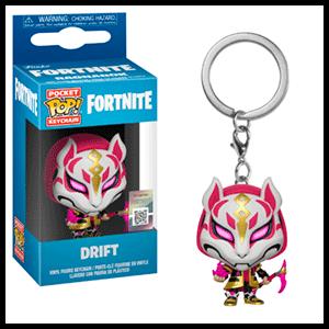 Llavero Pop Fortnite S2:Drift