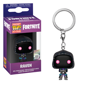 Llavero Pop Fortnite S2: Raven