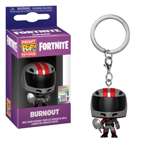 Llavero Pop Fortnite S2: Burnout