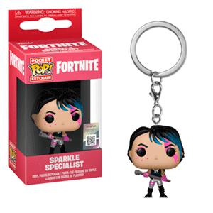 Llavero Pop Fortnite S2: Sparkle Specialist