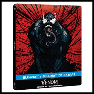 Venom - Edición Steelbook