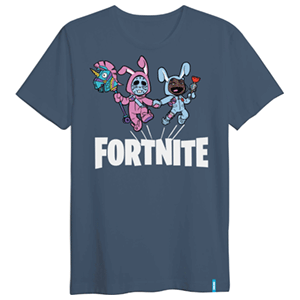 "Camiseta Llama ""Best Friends Forever"" Fortnite M"