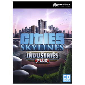 Cities Skylines – Industries Plus