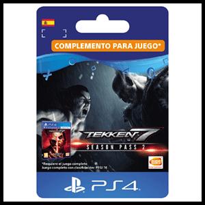 Tekken 7 Season Pass 2 PS4