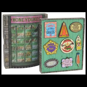 Set de Pins Harry Potter: Honeydukes