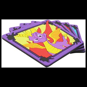 Posavasos Spyro