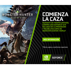Token NVIDIA Monster Hunter World