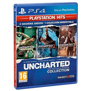 Uncharted Collection PS Hits