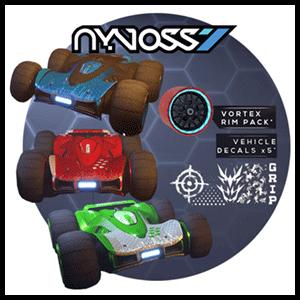 DLC NYBOSSY7 - Skins NSW