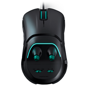 Nacon GM-500 ES RGB 5000 DPI Ambidiestro