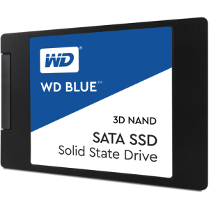 "WD Blue 3D NAND 250GB 2,5"" SATA SSD - Disco Duro Interno"