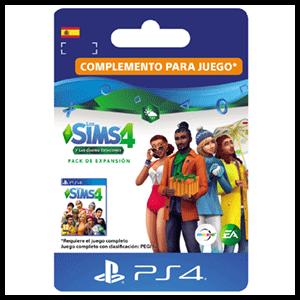 The Sims 4: Y las Cuatro Estaciones PS4