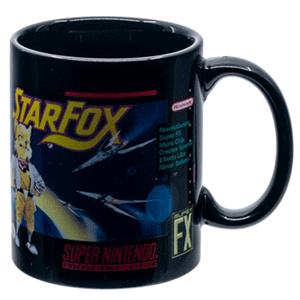 Taza SNES: Starfox 320ml