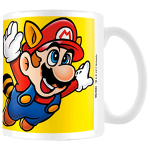 Taza Super Mario Bros 3 320ml
