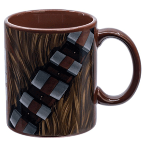 Taza Star Wars: Chewbacca Torso 320ml