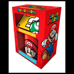 Caja de Regalo Nintendo: Super Mario
