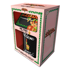 Gift Box Nintendo: The Legend of Zelda