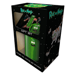 Gift Box Rick y Morty