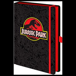 Libreta Premium Jurassic Park