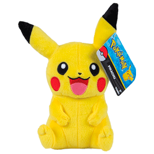 Peluche Pokemon Pikachu 22cm