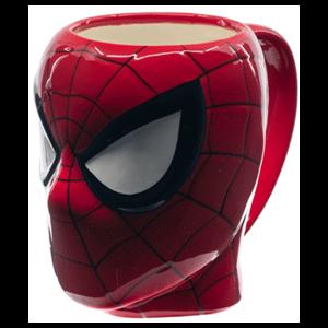 Taza Spider-Man Máscara