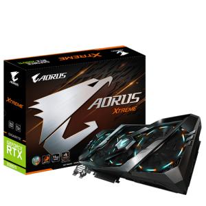 GIGABYTE AORUS GeForce RTX 2080 Ti Xtreme 11GB GDDR6 - Tarjeta Gráfica Gaming