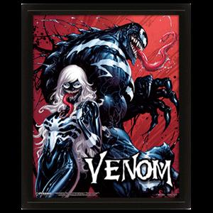 Cuadro 3D Venom