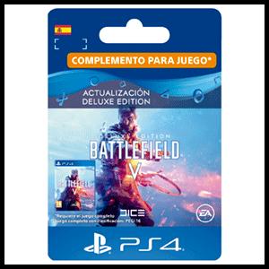 Battlefield V Deluxe Edition Actualización PS4