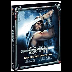 Conan 1 + 2