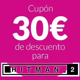 30€ Dto. Hitman 2