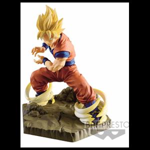 Figura Banpresto Dragon Ball: Son Goku Absolute Perfection