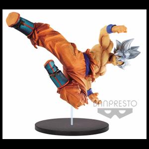 Figura Banpresto Dragon Ball: Son Goku FES! Ultra Instinct