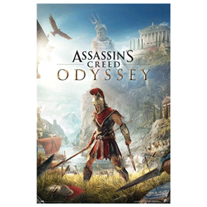 Póster Assassin´s Creed Odyssey