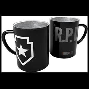 Taza Metálica Resident Evil RPD