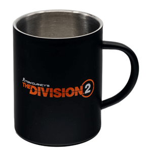 Taza de Metal The Division 2