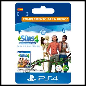 The Sims 4: Aventura en la Selva PS4