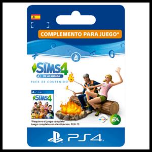 The Sims 4: De acampada PS4