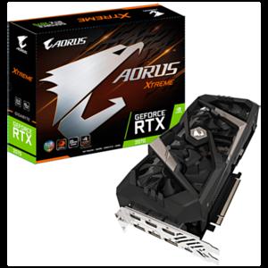 GIGABYTE AORUS GeForce RTX 2070 XTREME 8GB GDDR6 - Tarjeta Gráfica Gaming
