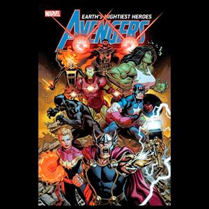 Los Vengadores nº 100