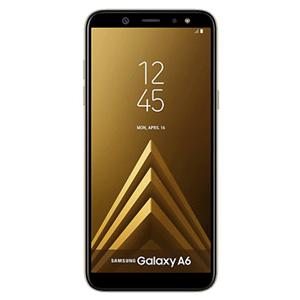 Samsung Galaxy A6 2018 Dorado