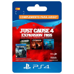 Just Cause 4 - Expansion Pass PS4