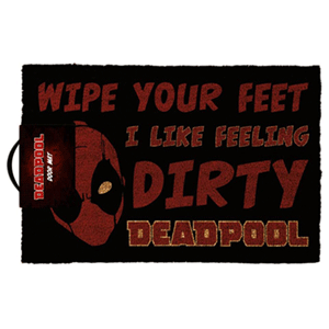 Felpudo Deadpool: Dirty