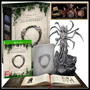 Elder Scrolls Online Summerset Collectors Edition (REACONDICIONADO)