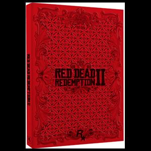 Caja metálica Red Dead Redemption II